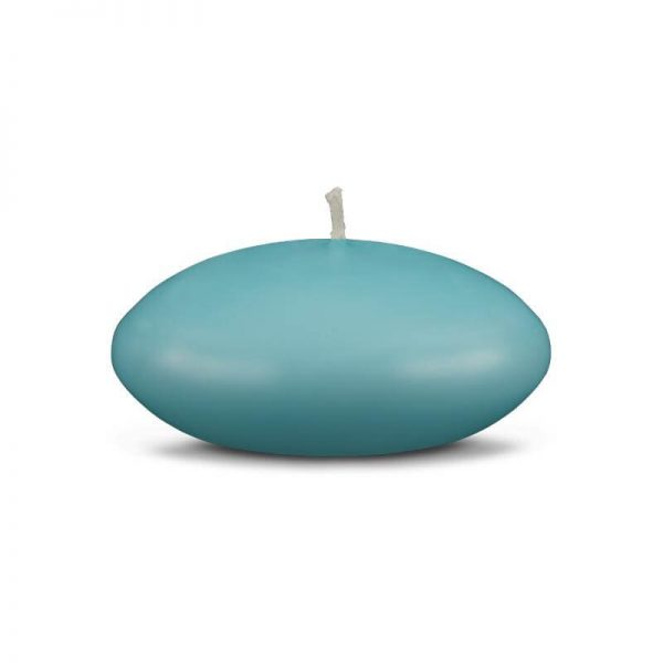 3 in. Blue Floating Candles 600x600 - 3 in.  Blue Floating Candles