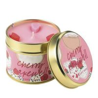 Cherry Bakewell Tin Candles 200x200 - Tin Candles