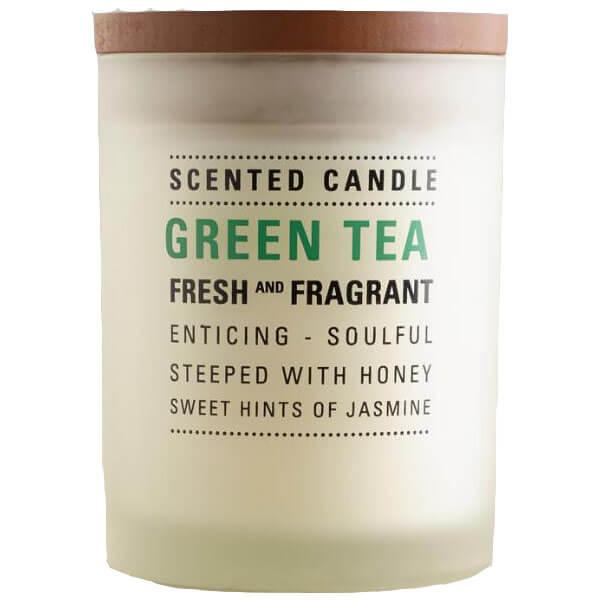 1.7oz Green Tea Glass Jar Candles - 1.7oz Green Tea Glass Jar Candles