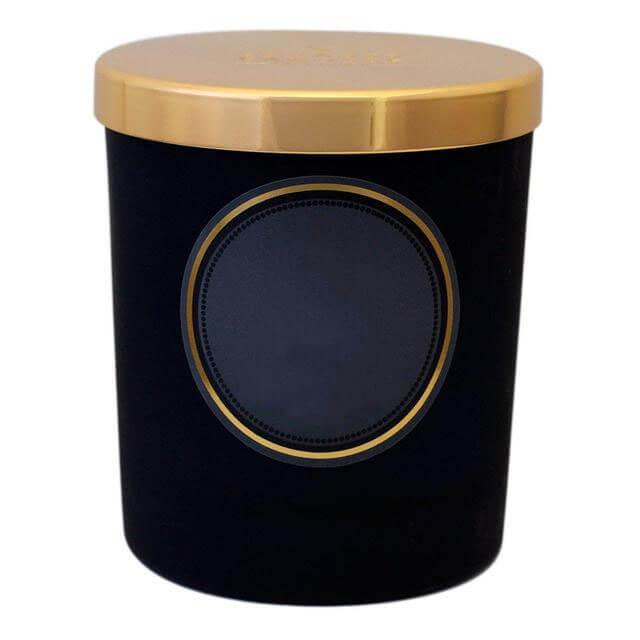 2.5oz Cotton Fresh Glass Jar Candles - 2.5oz Cotton Fresh Glass Jar Candles