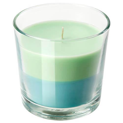 3.5oz Fresh Apple Layered Jar Candles  - 3.5oz Fresh Apple Layered Jar Candles