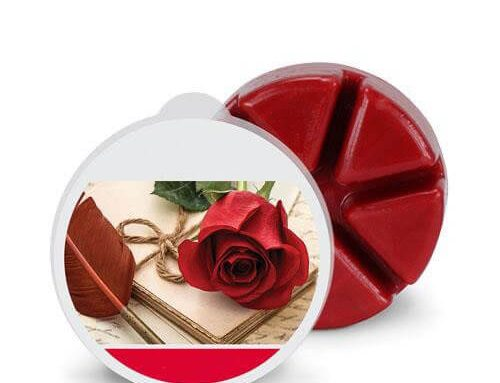 Red Rose Wax Melts