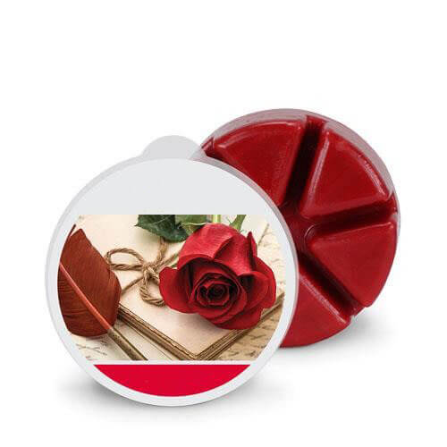 Red Rose Wax Melts 1 - Red Rose Wax Melts
