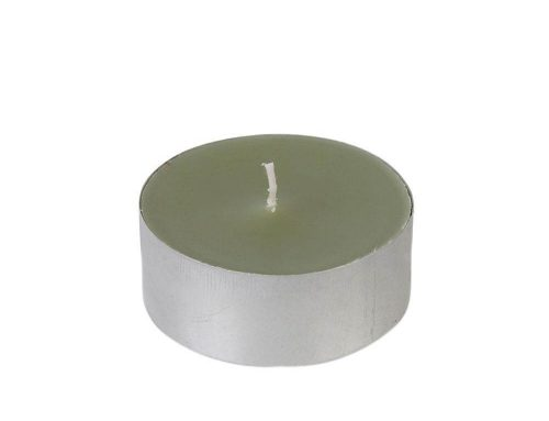Vanilla Lime Tea Light Candles
